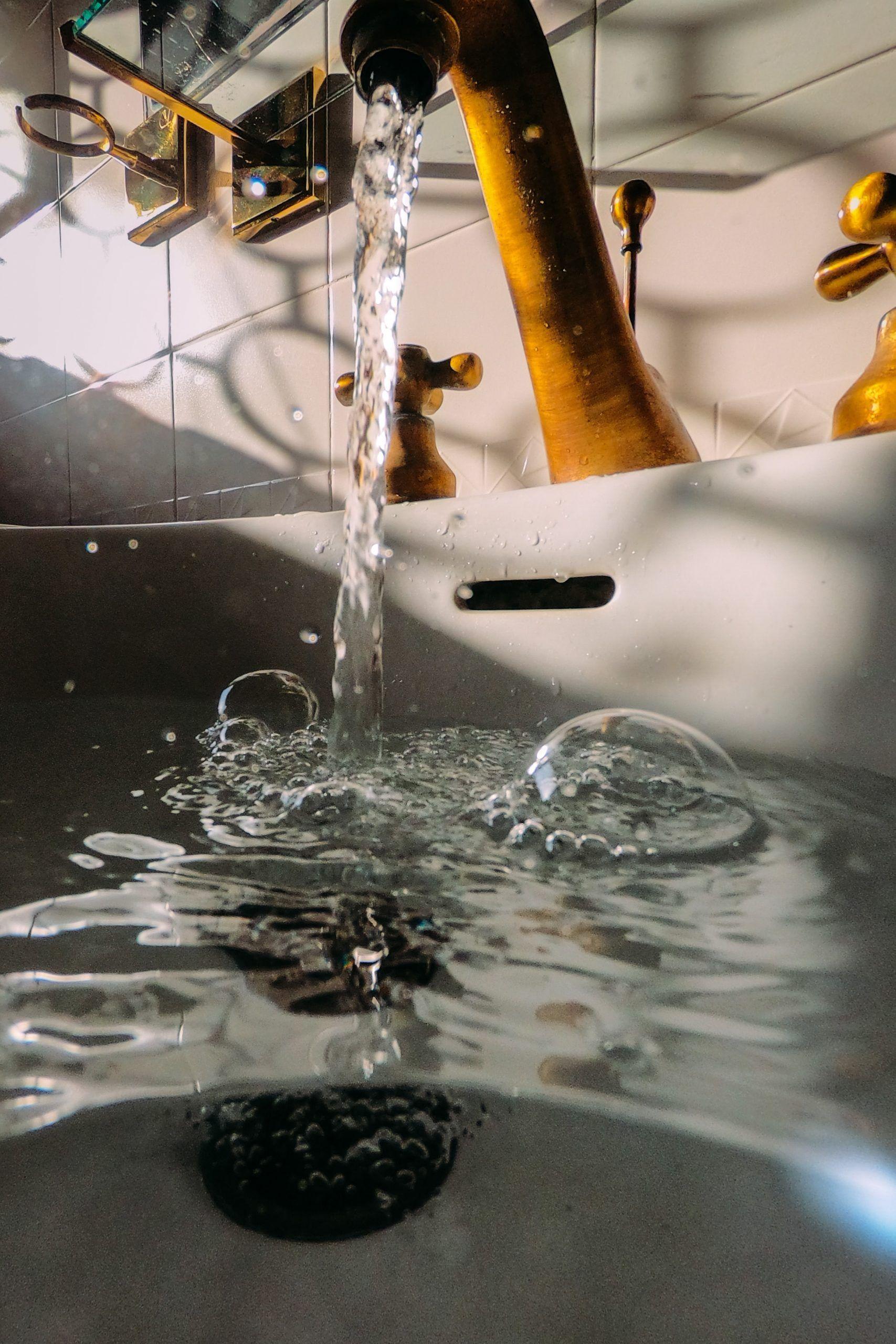 filtrar agua grifo