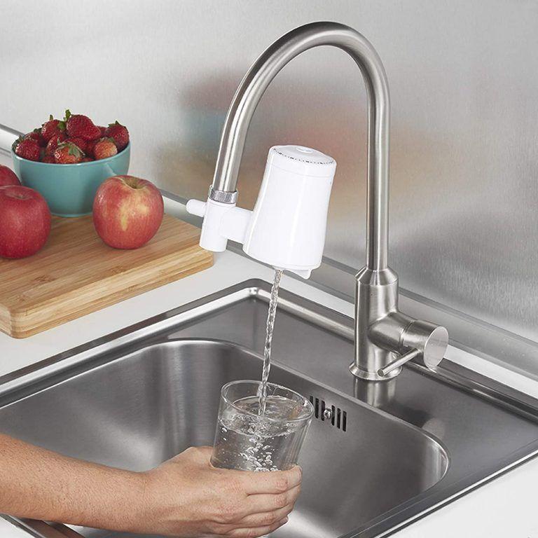 filtro de agua grifo