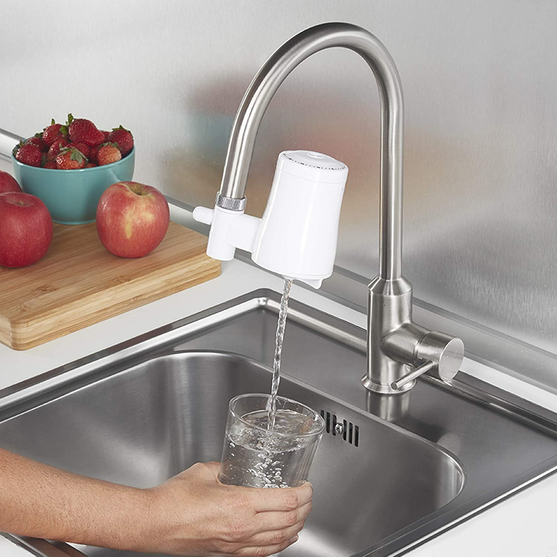 filtro de agua grifo cambio residuo cero