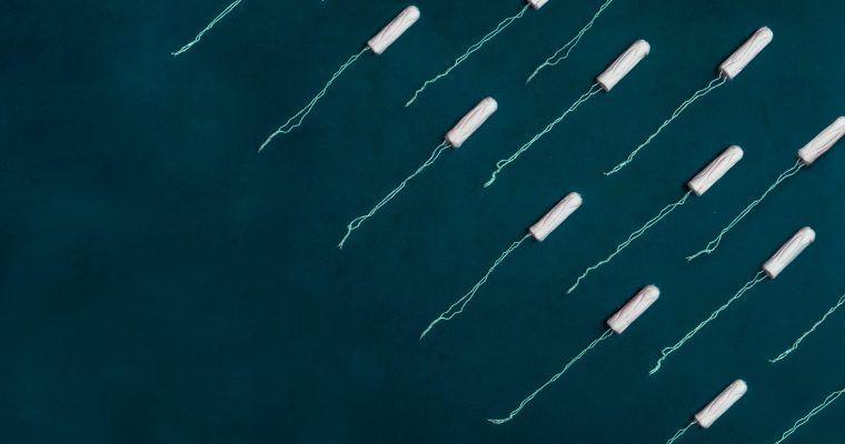 Mis 3 Pasos para una Menstruación Sostenible