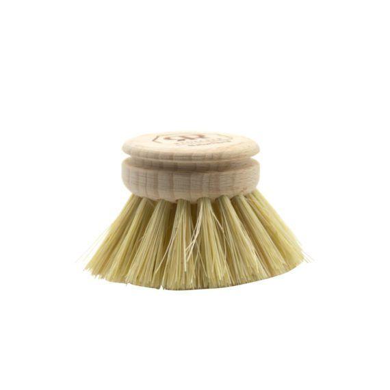 Cepillo de pelo de madera