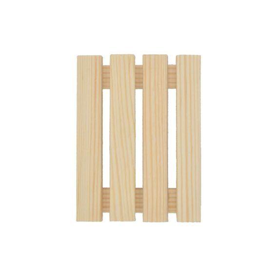 Jabonera madera