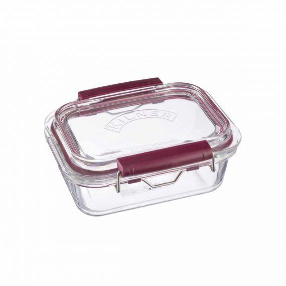 tupper vidrio hermético