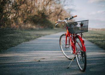 Desplázate en bicicleta